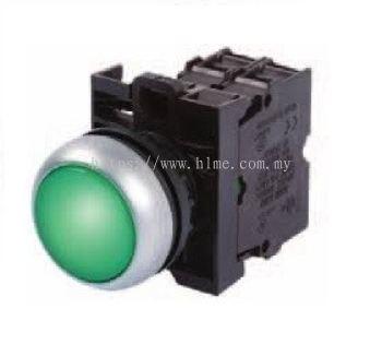 Illuminated Push Button M22 Series, Eaton Moeller