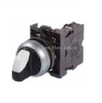 Selector Switch, M22 Series, Eaton Moeller