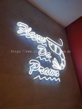 Prawn - LED Neon Signage