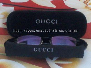 Gucci Unisex Transparent eyeglass