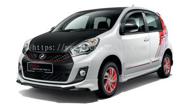 MYVI 2015 FACELIFT SE 1.5 GEAR UP BODYKIT