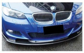 BMW 3 SERIES E92 2007 M-TEK HAMANN FRONT LIP