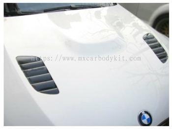 BMW 3 SERIES E92 2009 M3 V TYPE LOOK HOOD STEEL