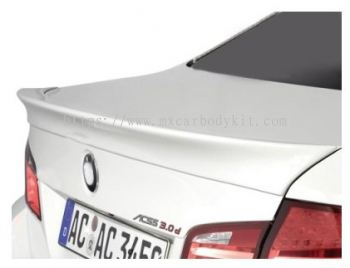 BMW 5 SERIES F10 2010 & ABOVE ACS STYLE REAR TRUNK SPOILER