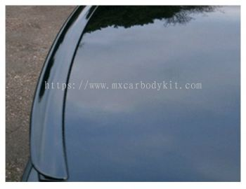 MERCEDES BENZ W210 1995-2002 REAR TRUNK SPOILER