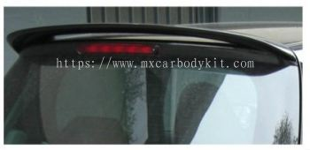 SUZUKI SWIFT 2005 0EM REAR SPOILER