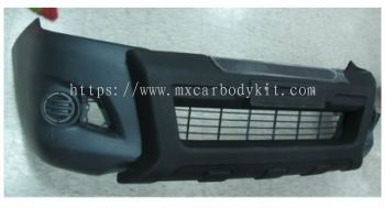 TOYOTA HILUX 2011 FRONT BUMPER PROTECTOR