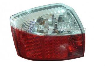AUDI A4 (B6) 2001-2004 REAR LAMP CRYSTAL LED