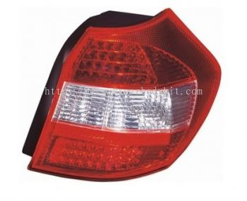 BMW 1 SERIES E87 2004 & ABOVE REAR LAMP CRYSTAL LED
