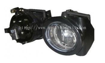 BMW E46 1998-2004 M3/M-TECH FOG LAMP CRYSTAL