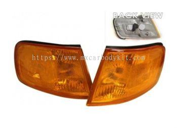 HONDA ACCORD 1994-1997 CORNER LAMP CRYSTAL AMBER LENS