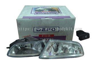 HONDA CITY 2006 FOG LAMP CRYSTAL W/WIRINIG & SWITCH