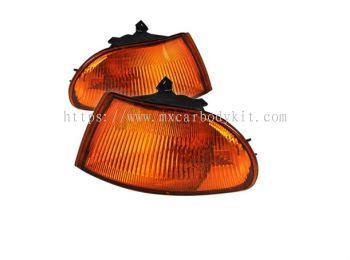 HONDA CIVIC 1992-1995 4D CORNER LAMP CRYSTAL AMBER