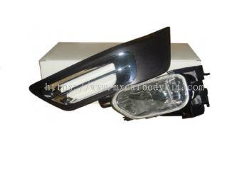 HONDA CRV 2001-2006 FOG LAMP CRYSTAL W/WIRING & SWITCH