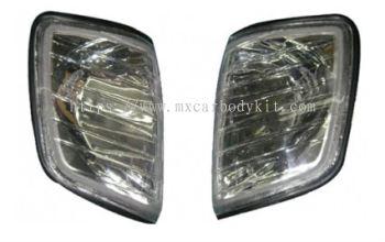 MERCEDES BENZ W124 1986-1995 CORNER LAMP CRYSTAL