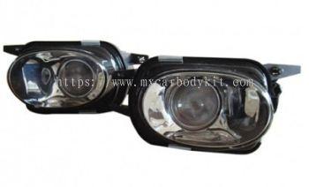 MERCEDES BENZ W211 2003-2009 AMG STYLE FOG LAMP W/PROJECTOR