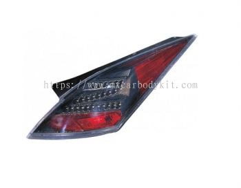 NISSAN FAIRLADY 2003-2008 REAR LAMP CRYSTAL LED CARBON LOOK
