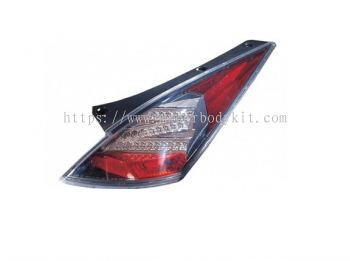NISSAN FAIRLADY 2003-2008 REAR LAMP CRYSTAL LED CHROME