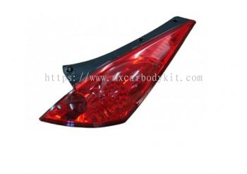 NISSAN FAIRLADY 2003-2008 REAR LAMP LED RED LENS