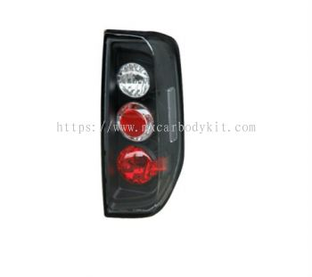 NISSAN NAVARA 2007 & ABOVE REAR LAMP CRYSTAL BLACK