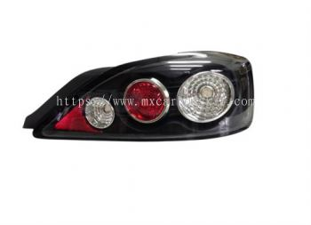 NISSAN SILVIA 1999 & ABOVE REAR LAMP CRYSTAL BLACK