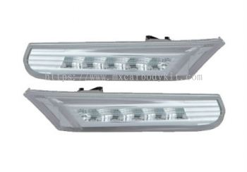 PORSCHE 996 1999-2004 SIDE LAMP CRYSTAL LED CLEAR