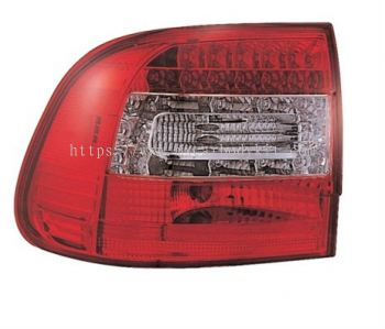 PORSCHE CAYENNE 2003 REAR LAMP CRYSTAL LED