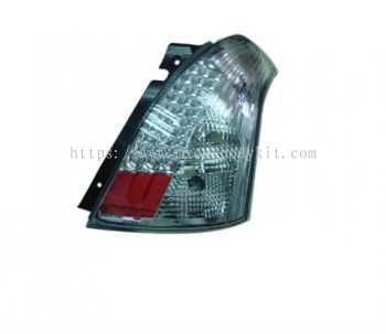 SUZUKI SWIFT 2005 & ABOVE REAR LAMP CRYSTAL LED