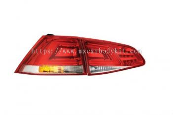 VOLKSWAGEN GOLF 2014 & ABOVE REAR LAMP CRYSTAL LED