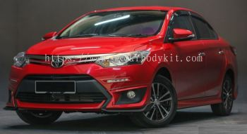 TOYOTA VIOS 2016 GX BODYKIT WITH SPOILER