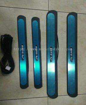 HONDA BR-V SIDE SILL PLATE WITH LED