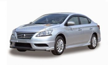 NISSAN SYLPHY 2015 (TH DESIGN) BODYKIT