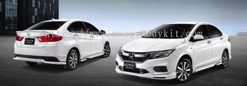 HONDA CITY 2017 MODULO BODY KIT WITH SPOILER