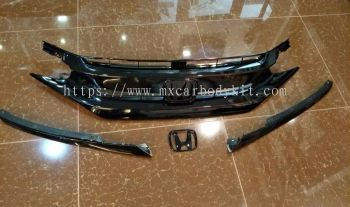 HONDA CIVIC 2016 RS FRONT GRILLE