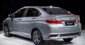 HONDA CITY 2014 - 2017 OEM SPOILER WITH LED