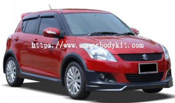SUZUKI SWIFT 2013 V2 BODYKIT