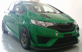HONDA JAZZ 2014 FRONT V-LIP