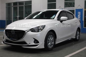 MAZDA 2 SEDAN NEW SPEED II BODYKIT
