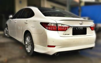 LEXUS ES250 REAR SKIRT