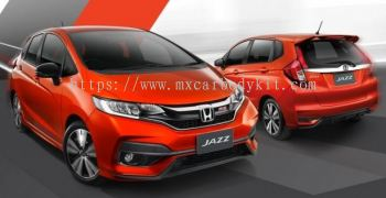 HONDA JAZZ 2014 - 2018 GK RS BODYKIT