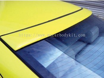 BMW 3 SERIES E36 1991 - 1998 4D REAR ROOF SPOILER ABS