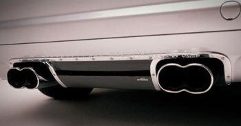 BMW 3 SERIES E46 1998 - 2005 M3 ACS REAR DIIFFUSER
