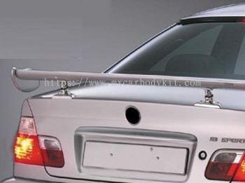 BMW 3 SERIES E46 1998 - 2005 ACS REAR SPOILER ABS