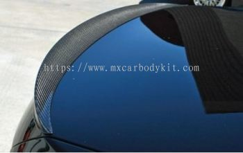BMW 5 SERIES F10 PERFORMANCE REAR TRUNK SPOILER