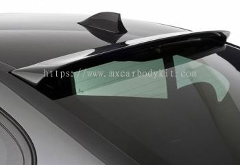 BMW 5 SERIES F10 HAMAN REAR ROOF SPOILER  ABS