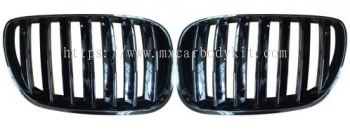BMW X5 SERIES E53 2004 FRONT GRILLE