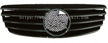 MERCEDES BENZ W211 2002 CL SPORT FRONT GRILLE