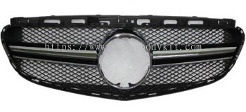 MERCEDES BENZ W212 2014 E63 LOOK SPORT FRONT GRILLE
