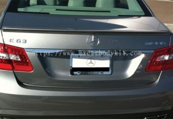 MERCEDES BENZ AM LOOK REAR TRUNK SPOILER