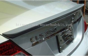 MERCEDES BENZ W219 2005 - 2010 REAR TRUNK SPOILER  ABS